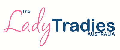 Lady Tradies Logo